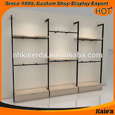 T Shirt Display Stand Wall Mounted Tshirt Display Wall Mounted Tshirt Display 23
