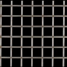Welded Wire Mesh Gauge Chart Square Wire Mesh Stainless Steel 38152500 Mcnichols