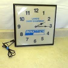 vintage lang s dairy equipment boumatic