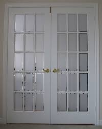 window privacy film - a great alternative to etching each panel on my french  doors