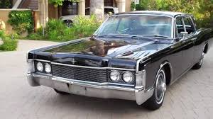 1968 Lincoln Continental Specs, Review, & Photos Collection HD