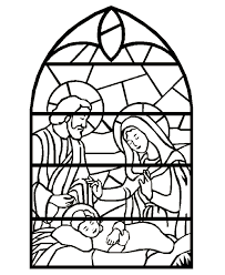 Small Picture Beautiful Nativity Scene Coloring Book Photos New Printable