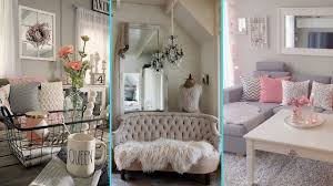 Chic Design And Decor DIY Shabby Chic Style Small Apartment decor Ideas Home decor 63