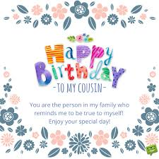 Happy Birthday Cousin Quotes 100 Happy Birthday Cousin Wishes Messages and Quotes 61
