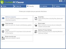 OneSafe PC Cleaner Pro Crack