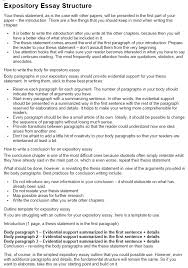 Sample Expository Essay How To Write An Effective Expository Essay Easy Steps At