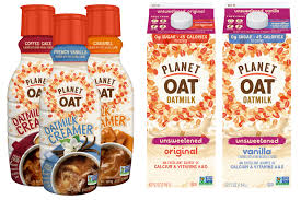 It's made of half coconut cream and half almond milk. Planet Oat Adds Coffee Creamers Frozen Desserts 2020 12 23 Food Business News