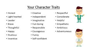 Interesting Words To Describe Yourself On Resume 16 For How To Make A Resume  with Words To Describe Yourself On Resume