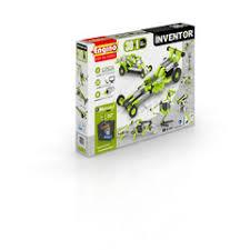 <b>Конструктор ENGINO INVENTOR</b> 30 моделей с мотором | Купить ...
