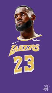Lebron james, nba, basketball, hoop, los angeles lakers, jumping. 15 Lakers Logo And People Wallpapers Wallpaperboat