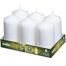 Декоративные <b>свечи</b> Pillar <b>круглые Bolsius</b> - огромный выбор по ...