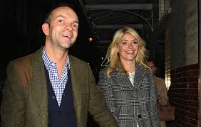 By laura fox for mailonline. Holly Willoughby Shares Rare Insight Into Her Marriage With Adorable Story