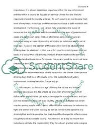 Words Topics Research Drinking Well Paper And Underage Of Written 1000 Example Essays - Cons