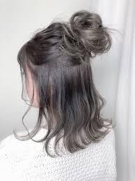 黒髪が好き美容師おすすめのおしゃれミディアムヘア2019 Hair