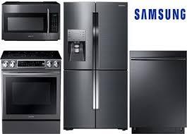 kitchenaid refrigerator black stainless. samsung counter depth black stainless steel - electric $3,699 after rebates kitchenaid refrigerator