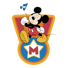 Mickey Mouse Logo PNG Transparent & SVG Vector - Freebie Supply