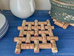 15 easy diy wine cork projects