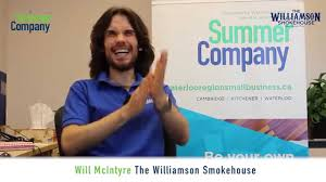 Small Business Centre Kitchener Will Of The Williamson Smokehouse Wrsbc Summer Company 2014
