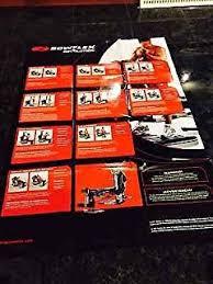 Bowflex Ultimate 2 Exercise Wall Chart Amazon Com Bowflex Ultimate 2 Poster Prints Posters Prints