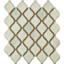 porcelain mosaic tile bathroom do you have a coordinating wall tile that will go with the selene arab