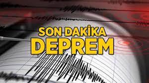 Deprem haritası son dakika: Deprem mi oldu? AFAD - Kandilli son depremler  listesi - Son Dakika Haberler Milliyet