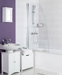 white under sink shaker style bathroom cabinet