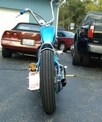 1994 harley sportster oldschool chopper bobber motorcycle by rob