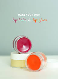 diy lip gloss lip balm the sweet escape