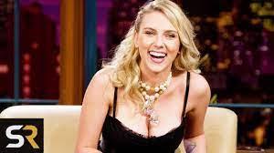 Love Scarlett Johansson Even ...