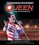 Hungarian Rhapsody: Queen Live in Budapest [DVD/2CD]