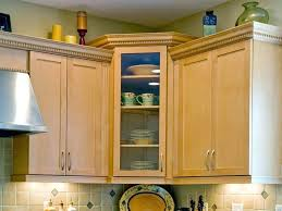 corner wall cabinet small kitchen with glass doors dimensions