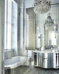 small crystal chandeliers for bathrooms bathroom the perfect to enhance your washroom