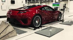Go Inside The Factory Where Acura Builds The Nsx Supercar Wired