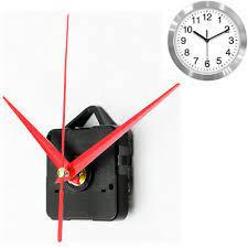mute wall hanging quartz clock movement