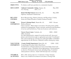 Nursing Resume Templates Free Student Nurse Resume Template Free Bsc Nursing Format Download Er 52