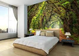 Envouge 3D Wallpaper, Dense Forest ...