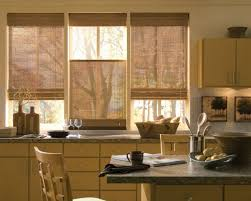 Curtain Ideas For Kitchen Dining Table The Middle Room Modern Inspiration Kitchen Curtain Ideas