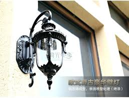 vintage outdoor wall lights vintage led wall lamp outdoor wall sconce lighting waterproof garden wall light