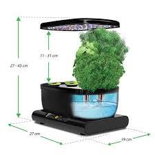 miracle gro aerogarden harvest gourmet herb seed pod kit hydrofarm aerogrow all round