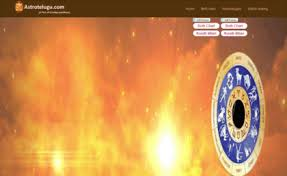 Astrotelugu Com Website Telugu Astrology Free Vedic