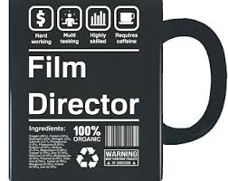 Film Director Mug | Etsy