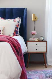 blogger home tour house of hipsters master bedroom with a bedroom sweat modern bed home office room