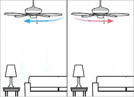 ceiling fan winter summer switch ceiling fan winter summer ceiling fan direction for summer and winter