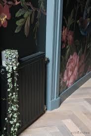 Mijn Hal Pimpen Met Muurdecoratie Vol Bloemen Interior Junkie