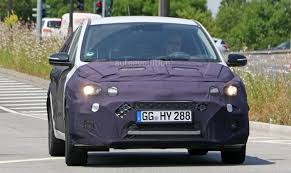 2018 hyundai new models. simple hyundai 2018 hyundai i20 facelift spied testing in europe india launch likely next  year at auto expo and hyundai new models