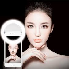 Iphone Light When Phone Rings Us 9 6 14 Off Alloet Selfie Ring Light Portable Flash Led Camera Phone Tablet Photography Clip Self Timer Fill Lamp For Iphone Ipad Laptop Htc In