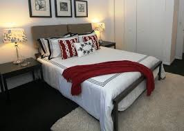 how to style a dresser kitchen stage prop staging small master bedroom staged by amazing nyc