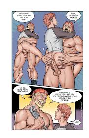 Gay sex comics cartoon