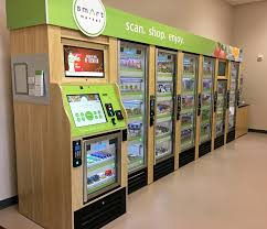 Interactive Vending Machines Amazing Vending Machines Auxiliary Services UNC Charlotte