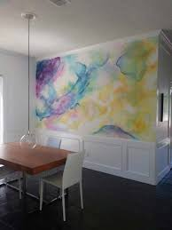 Small Picture Best 25 Watercolor walls ideas only on Pinterest Indigo walls